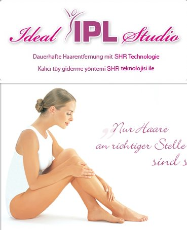 Ideal IPL Kosmetik Studio