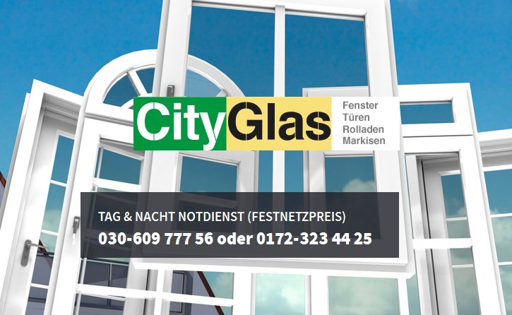 CITY GLAS - CAMCI - Glaserei