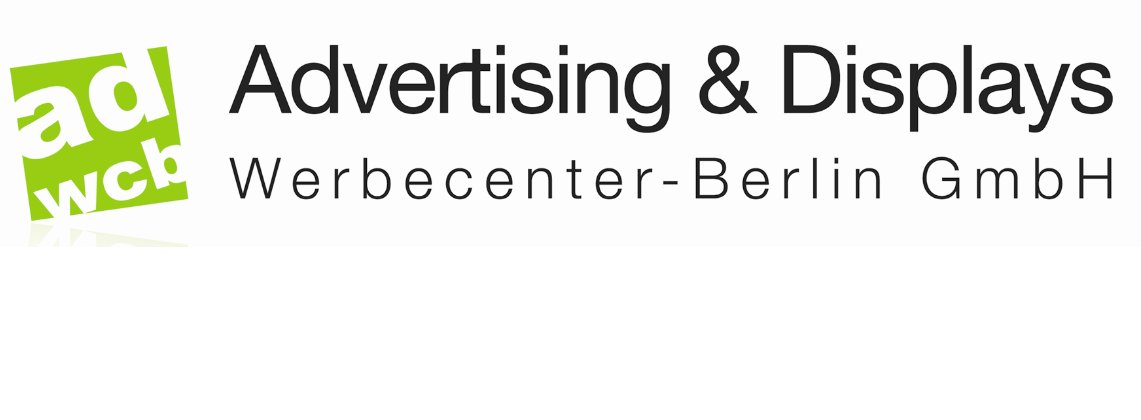 Advertising und Displays Werbecenter-Berlin GmbH